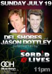 Del Shores & Jason Dottley Austin TX