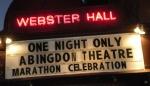Abingdon Theatre Benefit