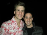 Gavin Creel and Adam